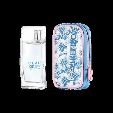 纯净之水香氛系列-纯净之水女士香氛浮世绘海浪限量版