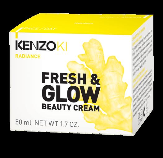 KENZOKI GINGER FRESH & GLOW BEAUTY CREAM