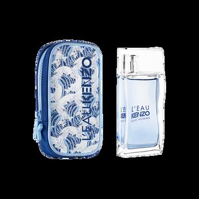 纯净之水香氛系列-纯净之水男士香氛浮世绘海浪限量版